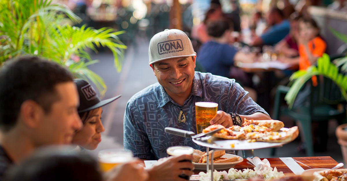Visit Kona Brewing Hawaii